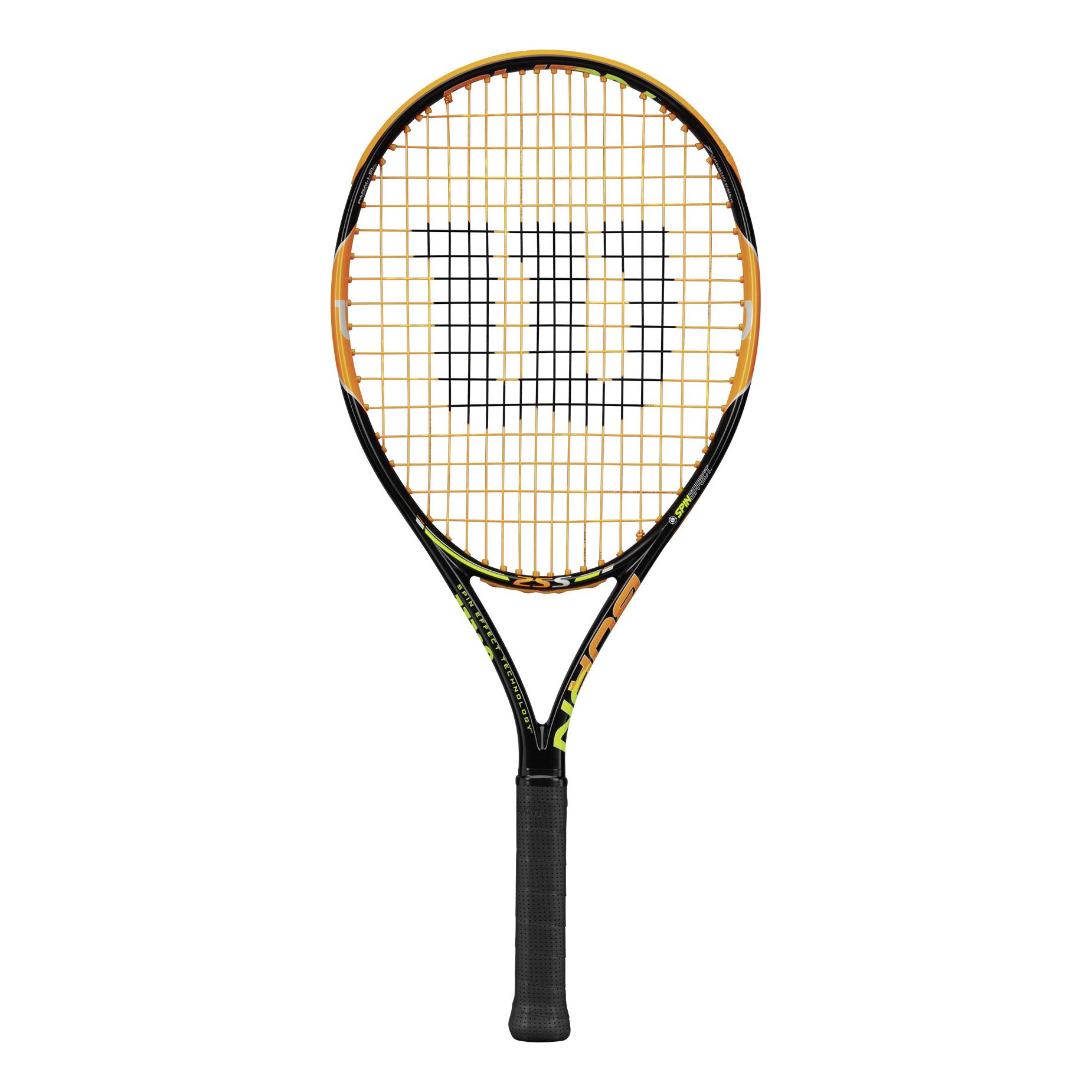 Wilson Burn 25 25 25 S Lusso 240g Racchette da Tennis Nero-Arancione 0 NUOVO c664c8