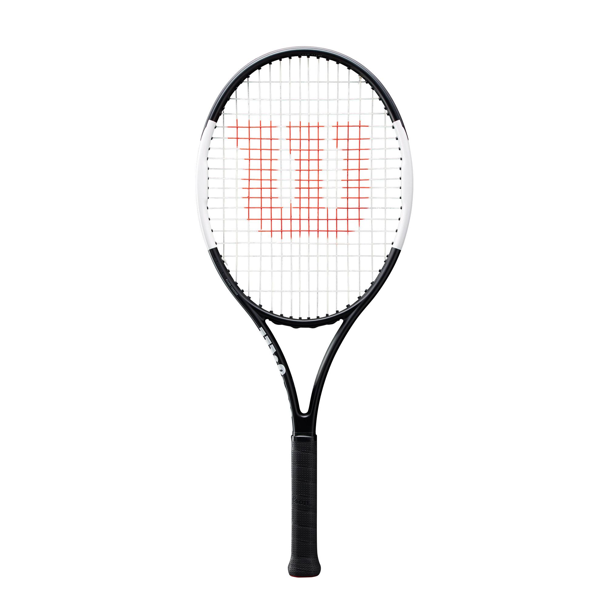 Wilson Pro Staff 26 besaitet 240g Tennisschläger black-white 0 NEU