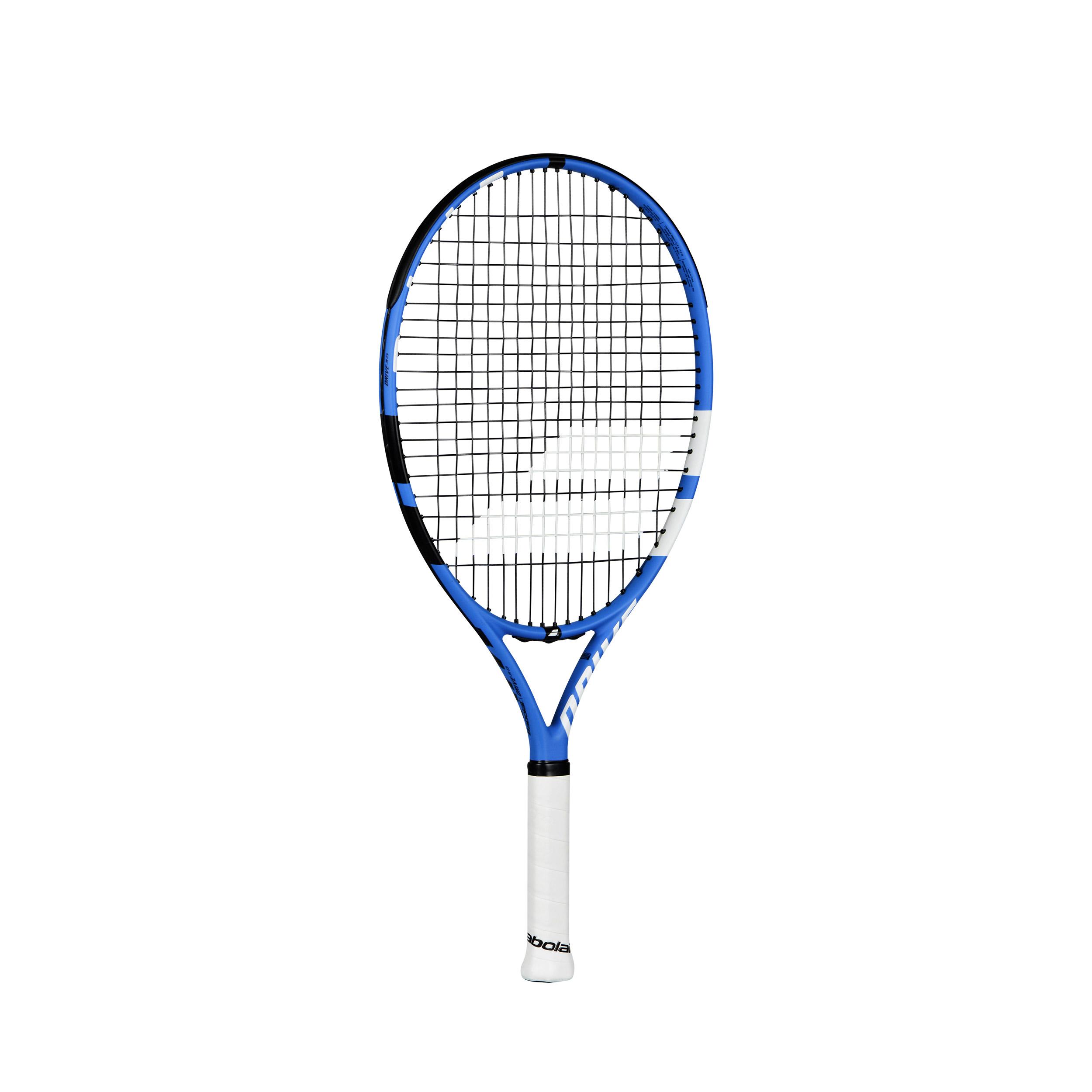 Babolat Drive junior 23 besaitet 215g raqueta de tenis azul-blancoo 000 nuevo